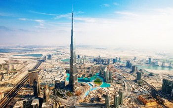Dubai Wallpaper 1