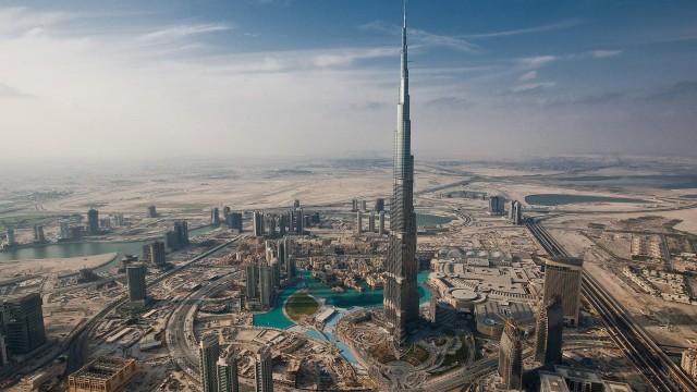 Dubai Wallpaper 13