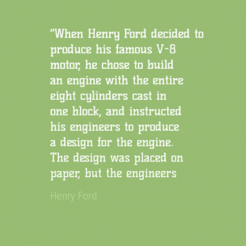 Engineering Quotes Henry Ford