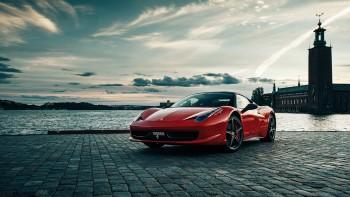 Ferrari Wallpaper 10