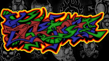 Graffiti Wallpaper 2