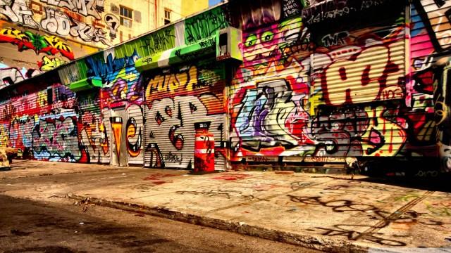 Graffiti Wallpaper 23
