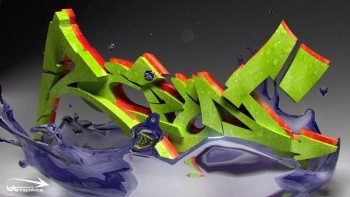 Graffiti Wallpaper 38