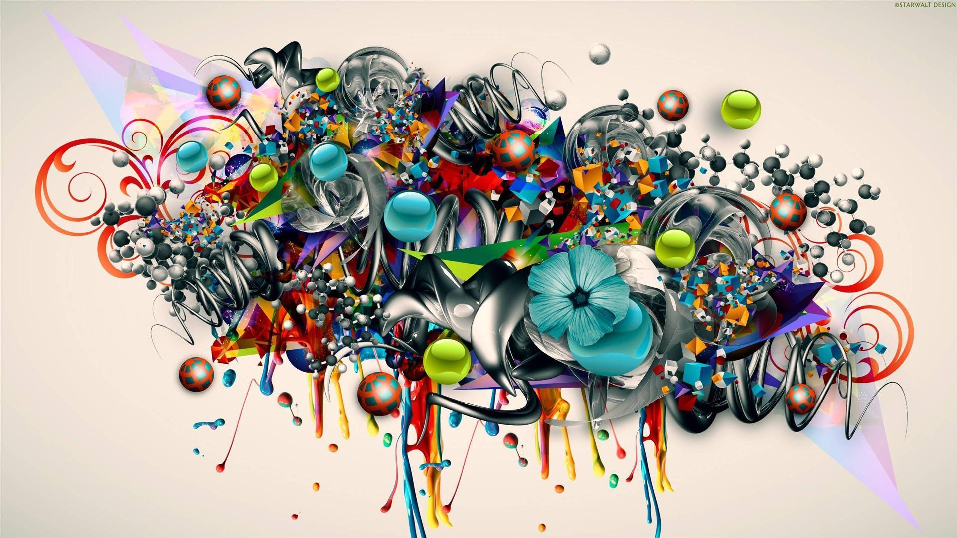 Graffiti Wallpaper Background