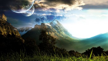 HD Space Wallpaper For Background 20