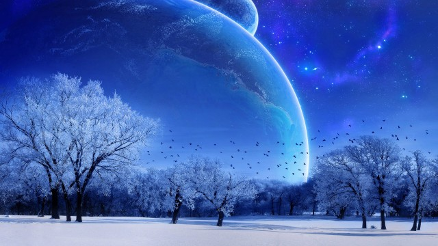 HD Space Wallpaper For Background 31