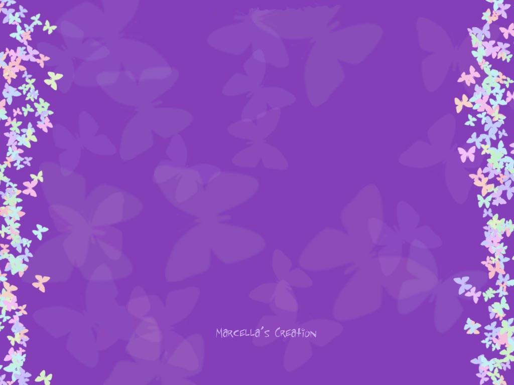 Dark Purple Louis Vuitton Wallpaper