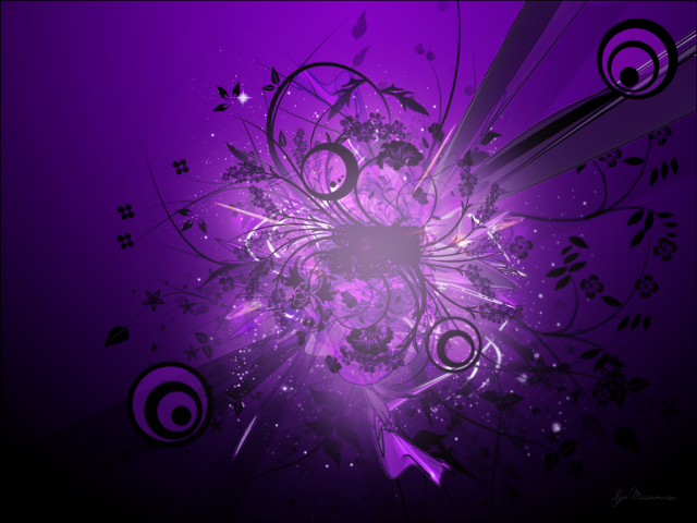 HD purple wallpaper image to use as background-6