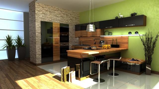 Kitchen wallpaper 36