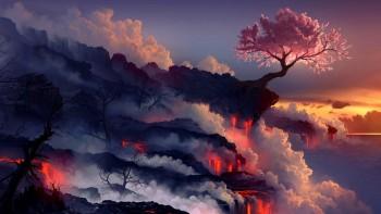 Landscape wallpaper 11