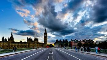 London wallpaper 1