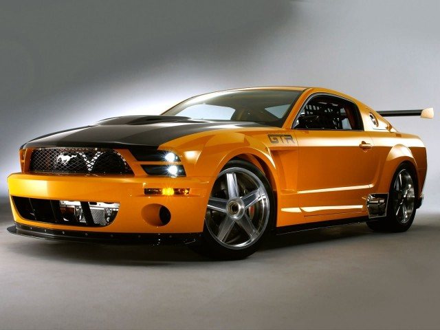 Mustang wallpaper 1