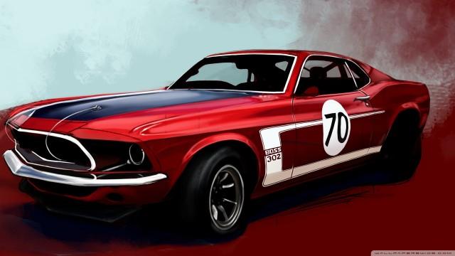 Mustang wallpaper 14