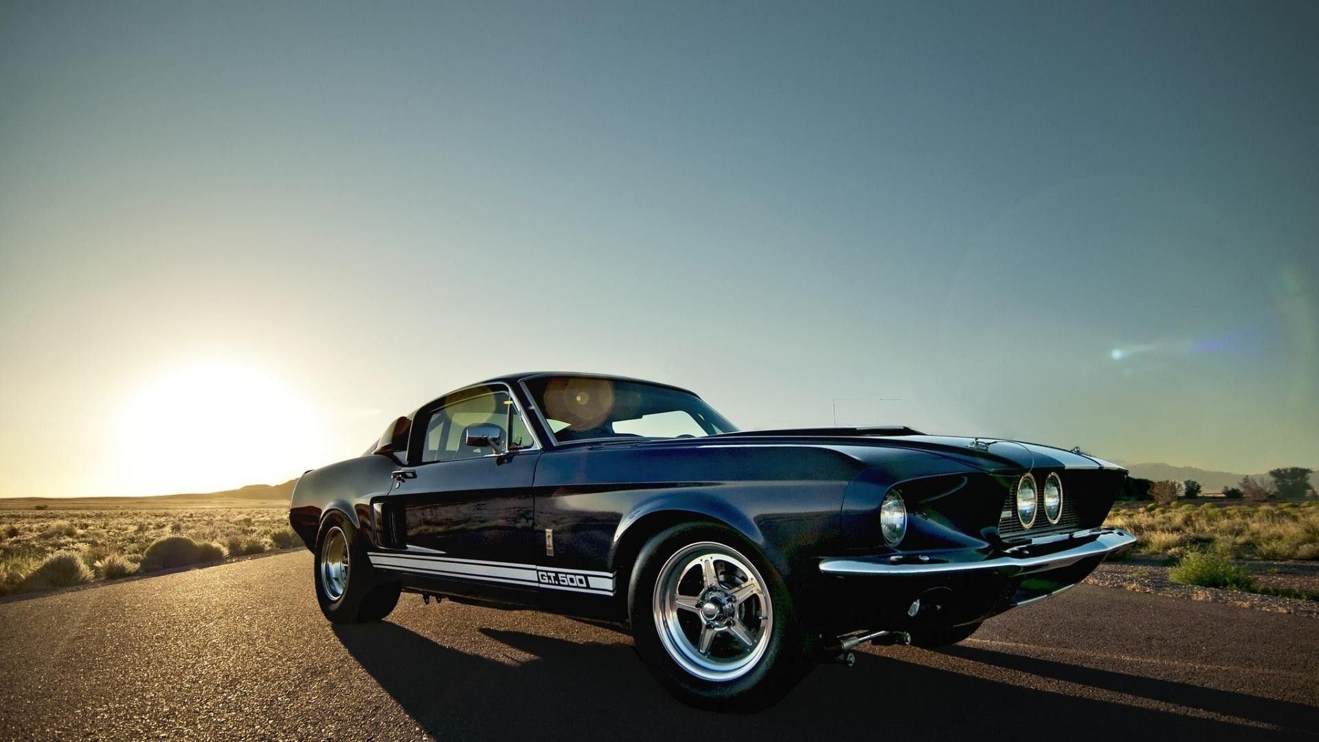 Muscle Car Hd Wallpaper >> 30 HD Mustang Wallpapers For Free Download