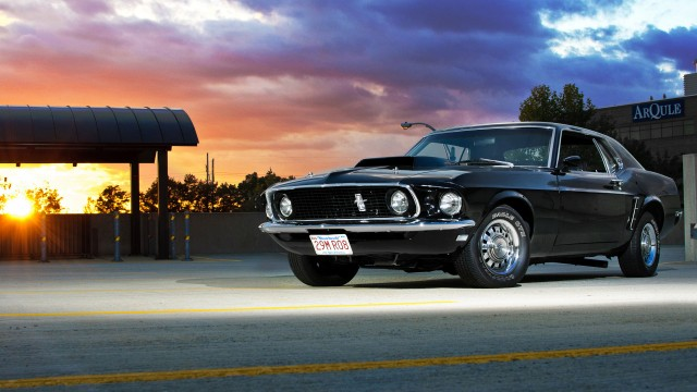 Mustang wallpaper 28