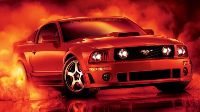 Mustang wallpaper 4