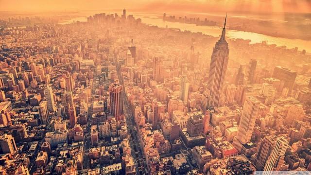 New York Wallpaper Background 12
