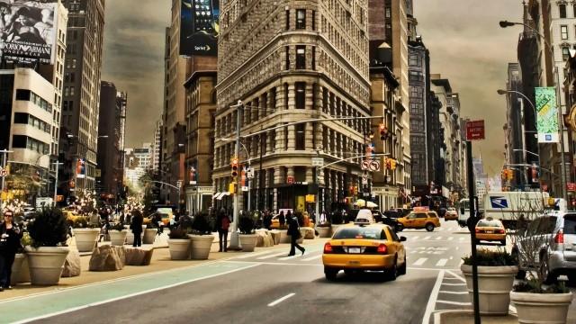 New York Wallpaper Background 24