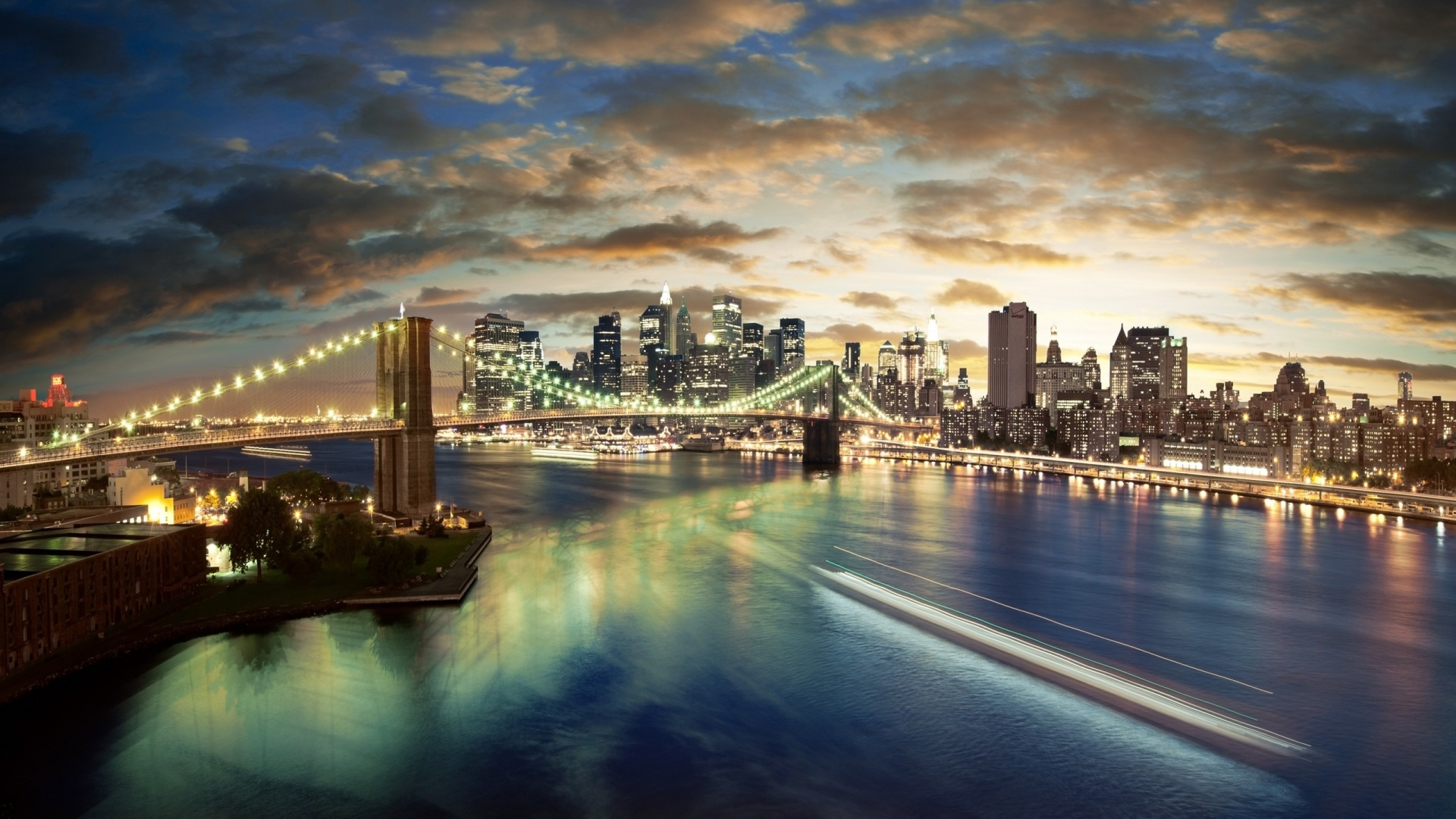 40 Hd New York City Wallpapersbackgrounds For Free Download