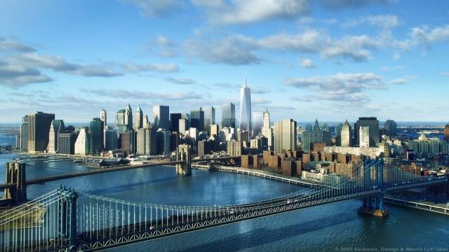 New York Wallpaper Background 29