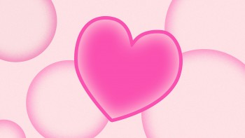 Pink wallpaper as background 20