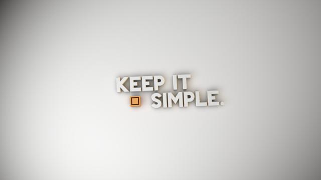 Simple wallpaper 2