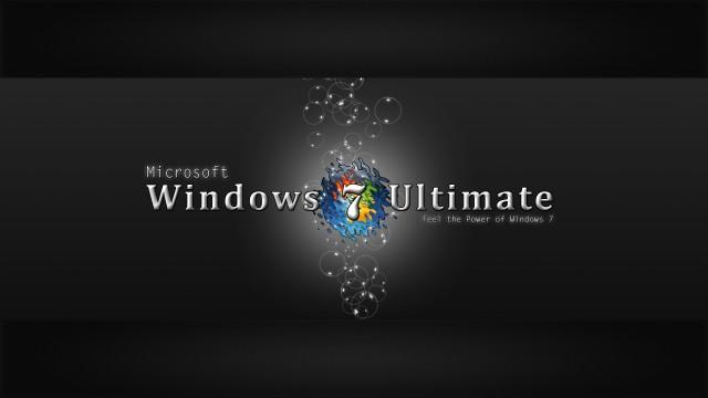 Windows 7 wallpaper 11