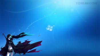 Windows 7 wallpaper 2