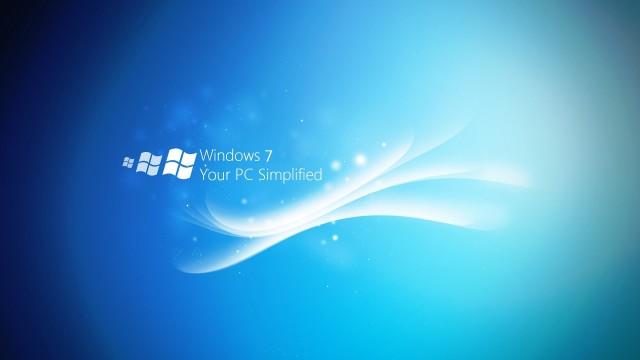 Windows 7 wallpaper 27