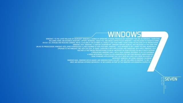 Windows 7 wallpaper 7