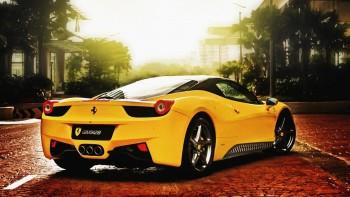 Yellow wallapaper 37