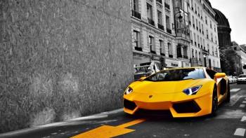 Yellow wallapaper 41