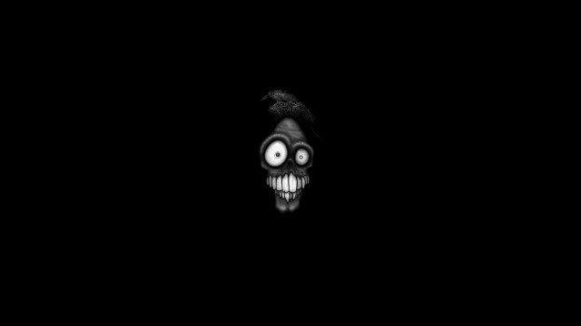 black wallpaper to set as background 7