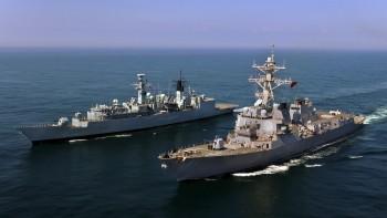 navy wallpaper 474