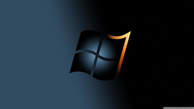 windows 7 dark wallpaper 1366x768