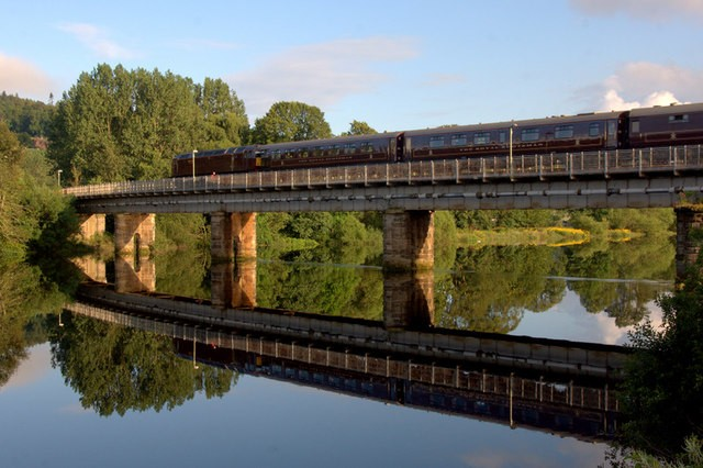 10 Most Sublime Train Trips In The World-