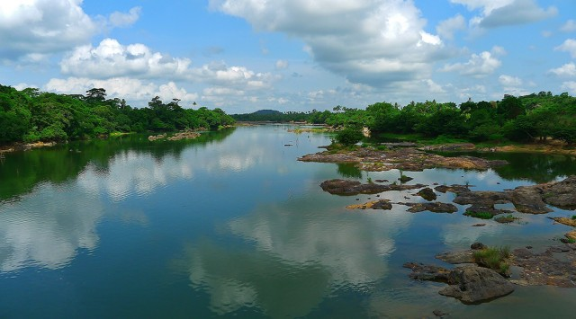Contemplate The Rich Landscape Of Sierra Leone, This Beautiful Territory Of West Africa--1