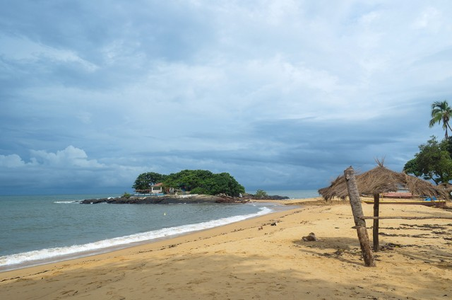 Contemplate The Rich Landscape Of Sierra Leone, This Beautiful Territory Of West Africa--14