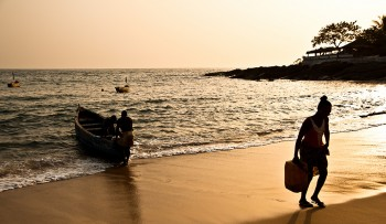 Contemplate The Rich Landscape Of Sierra Leone, This Beautiful Territory Of West Africa--4