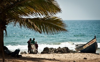 Contemplate The Rich Landscape Of Sierra Leone, This Beautiful Territory Of West Africa--5