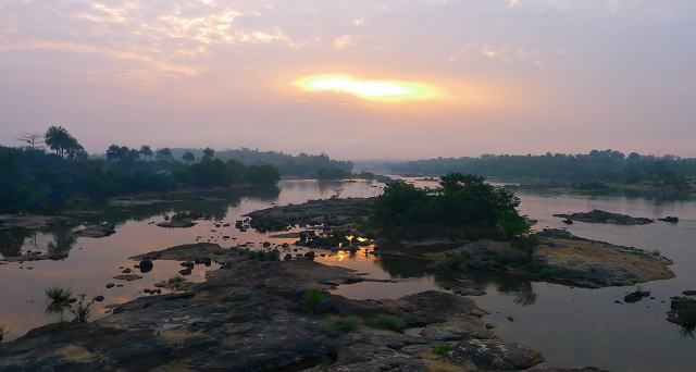 Contemplate The Rich Landscape Of Sierra Leone, This Beautiful Territory Of West Africa-