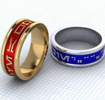 21 Wedding Rings Inspired By The Star Wars saga-