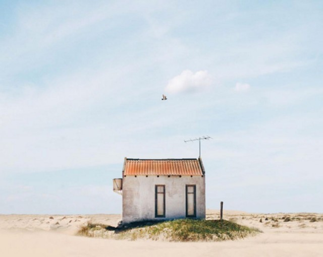 26 lonely houses around the world that are a small paradise