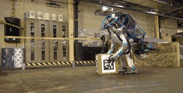 Atlas-This Humanoid Robot Has Exactly Same Movements As Humans-