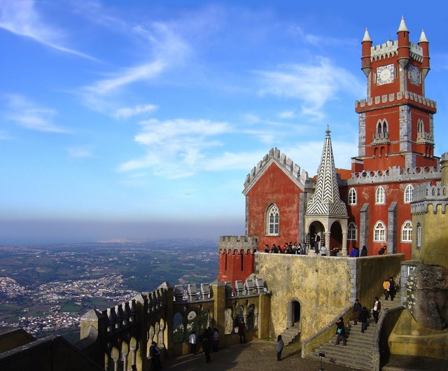 Discover Sintra-Portuguese City Where Beautiful Architecture Perfectly Coexists With Nature--10