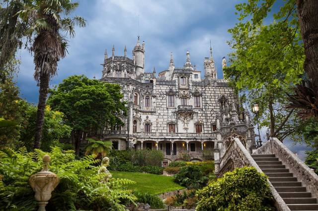 Discover Sintra-Portuguese City Where Beautiful Architecture Perfectly Coexists With Nature--13