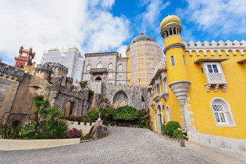 Discover Sintra-Portuguese City Where Beautiful Architecture Perfectly Coexists With Nature--2