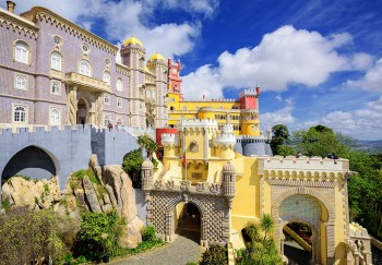 Discover Sintra-Portuguese City Where Beautiful Architecture Perfectly Coexists With Nature--5