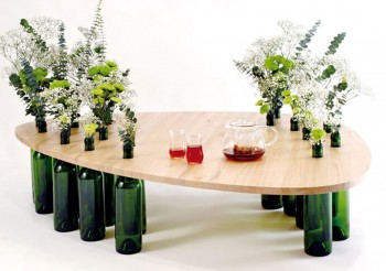 29 Ideas To Help You Recycle Your Glass Bottles Cleverly--12
