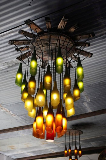 29 Ideas To Help You Recycle Your Glass Bottles Cleverly--15